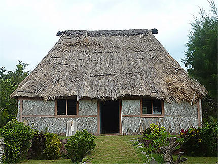 Fijian House
