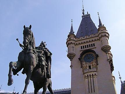 Iasi - Stefan cel Mare au palais de la culture