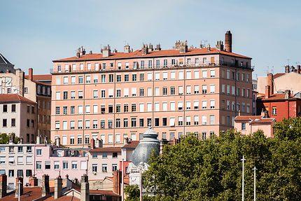La célèbre Maison Brunet à Lyon