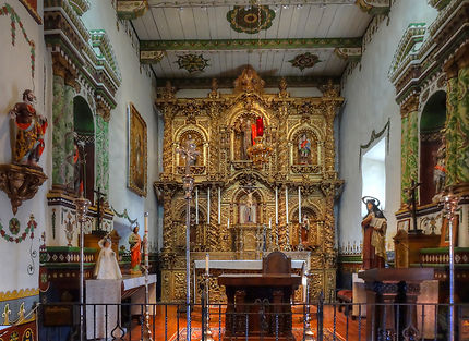 Mission San Juan Capistrano en Californie