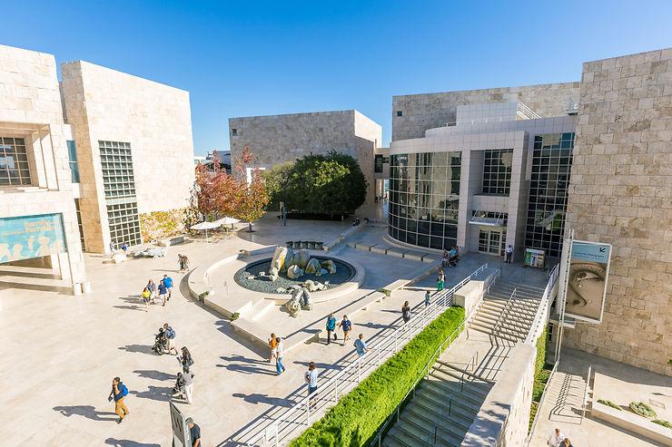 Les musées LACMA et Getty