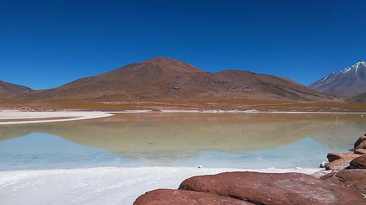 Piedras Rojas, Désert d'Atacama, Chili