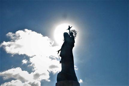 La Sainte Mère de Ciudad del Carmen