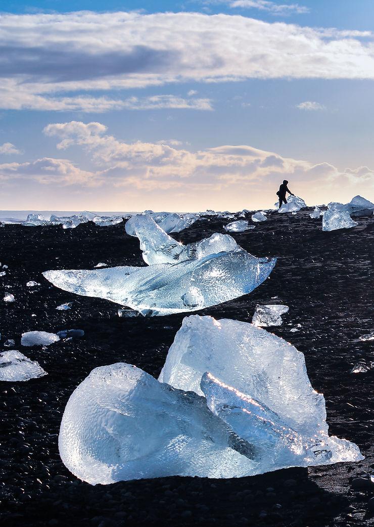 Hella, Islande