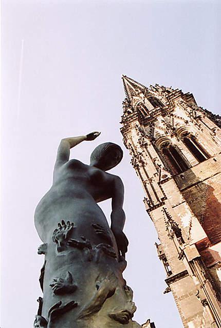 Eglise à Hambourg