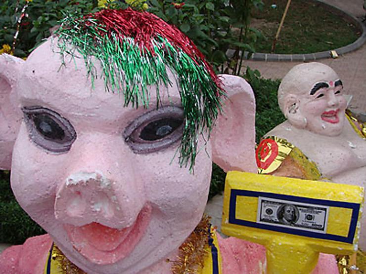 La fête du Têt à Hanoi