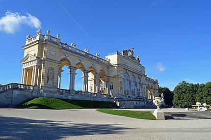 La Gloriette à Schönbrunn