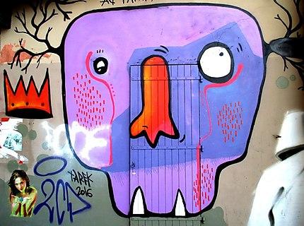 Art street (Tarek)