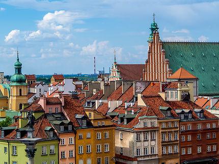 Varsovie The Old Town