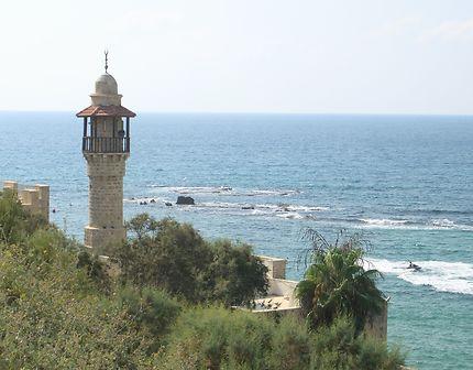 Tel Aviv - Yafo: le rocher d'Andromède