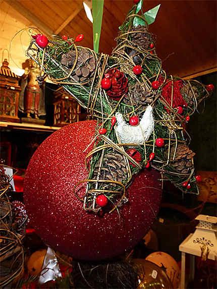 Les achats de Noël