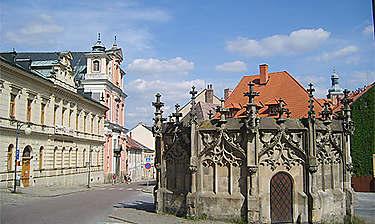 Kutná Hora (Bohême)