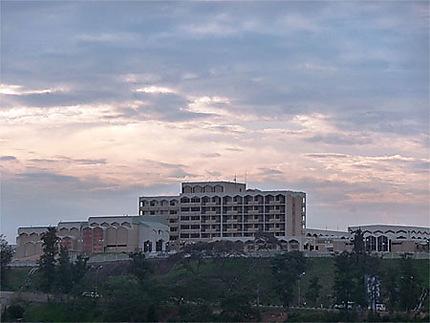 Parlement du Rwanda