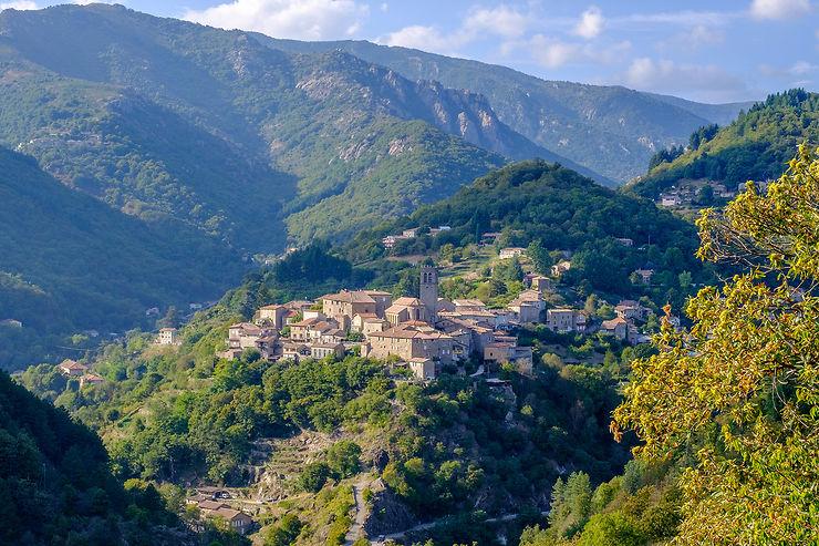 L'Ardèche, de village en village