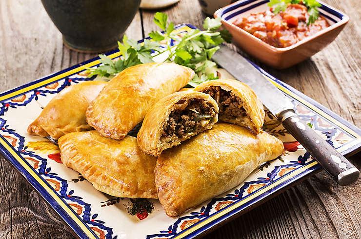 Se régaler d'empanadas, en particulier dans la région du Noroeste