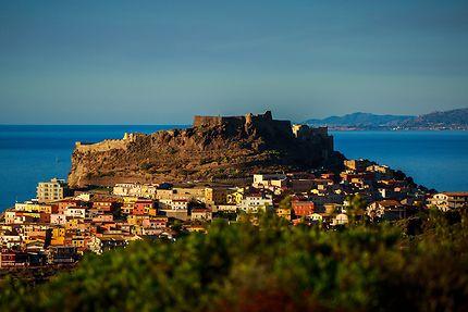 Castelsardo, Sardaigne
