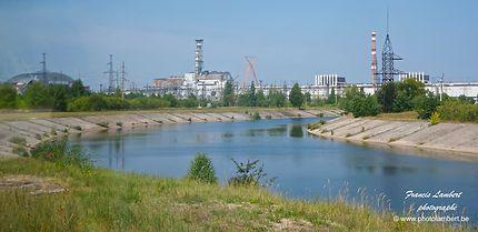 Le site de Tchernobyl, Ukraine