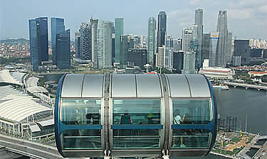 Singapore Flyer (Grande Roue)