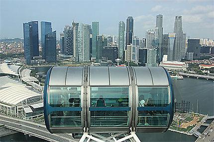 Vue de Singapour Flyer