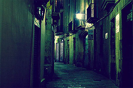 Rue glauque