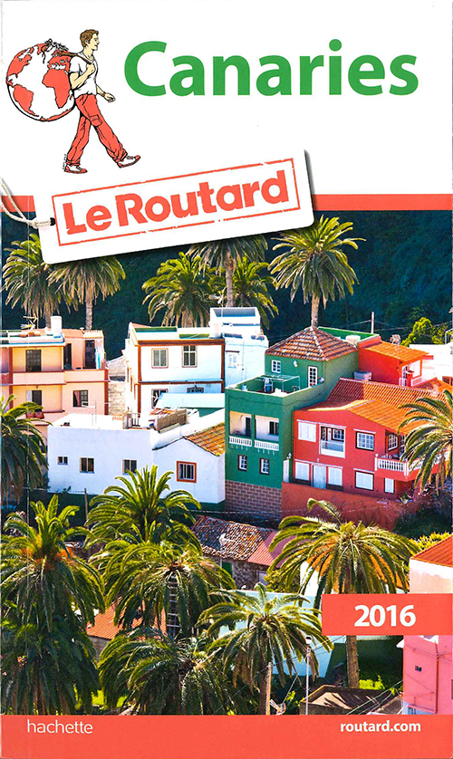 Routard Canaries 2015