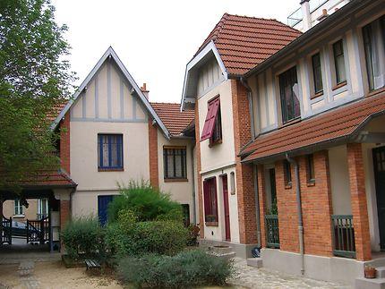 La petite Alsace à Paris