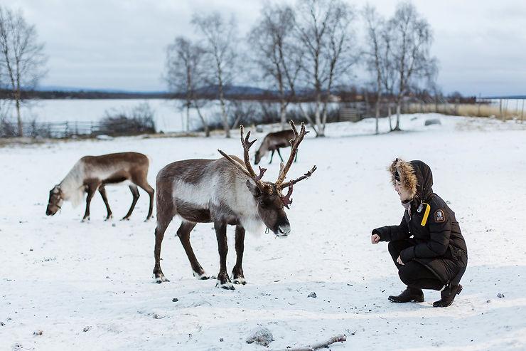 Kiruna, au pays des Samis de Suède