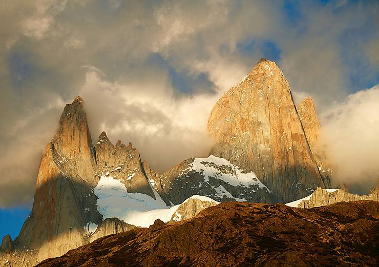 Admirer le mythique mont Fitz Roy au départ d'El Chaltén