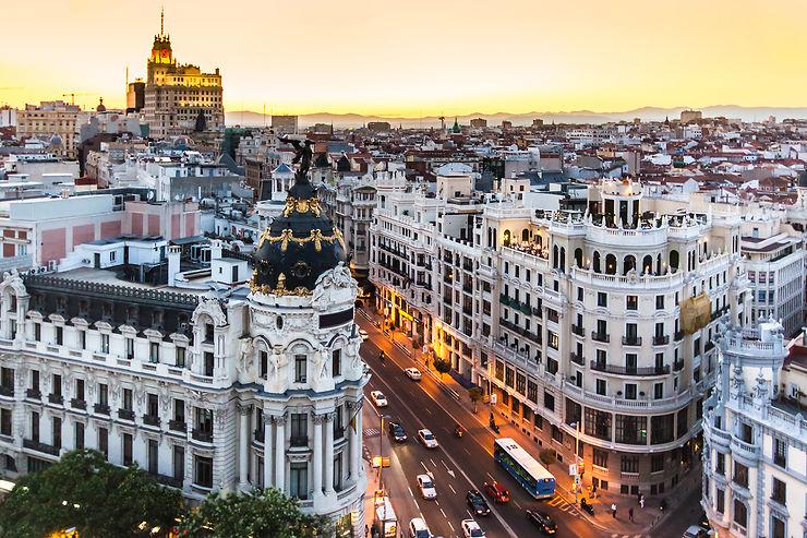 Trois jours à Madrid