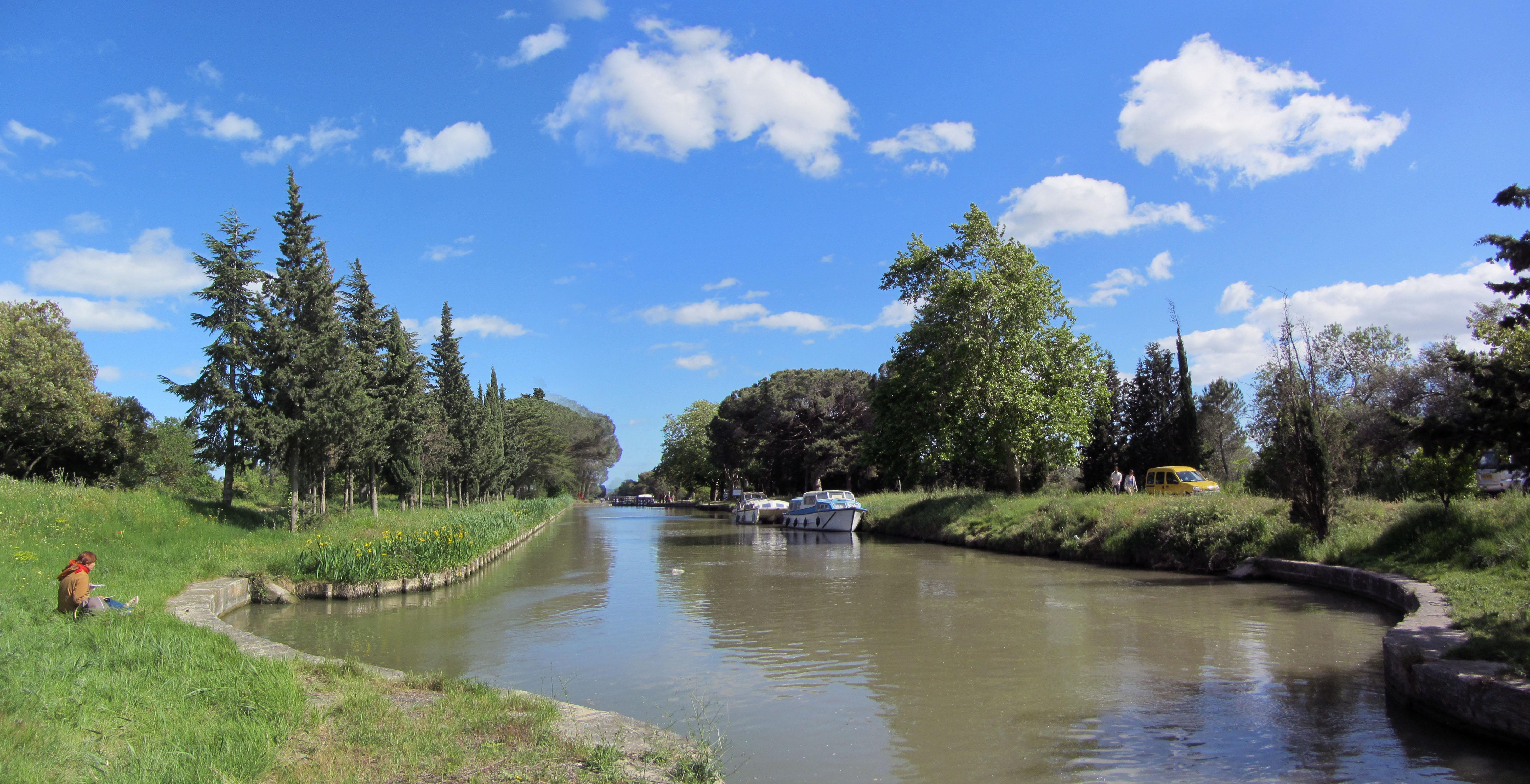 Canal du Midi - Languedoc-Roussillon