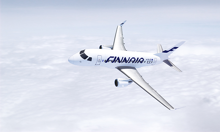 Finlande - La Laponie en vol direct avec Finnair