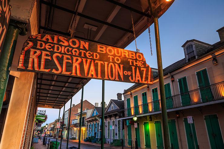 Vieux Carré (French Quarter), La Nouvelle-Orléans, Louisiane