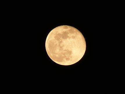 La lune de neige du 20 février