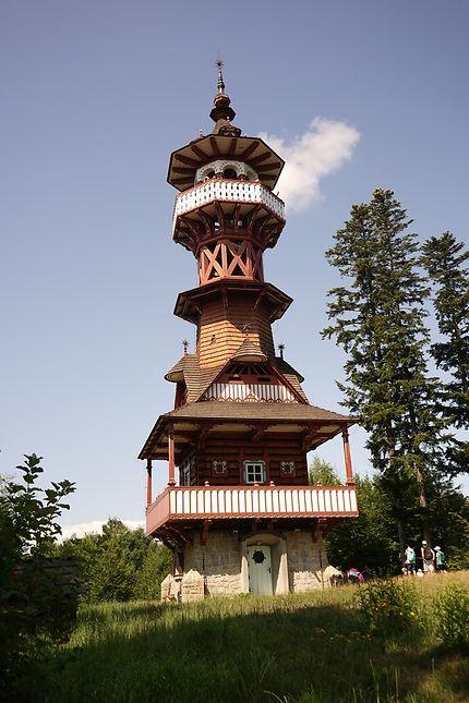 La tour de Roznov