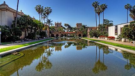 Balboa Park à San Diego