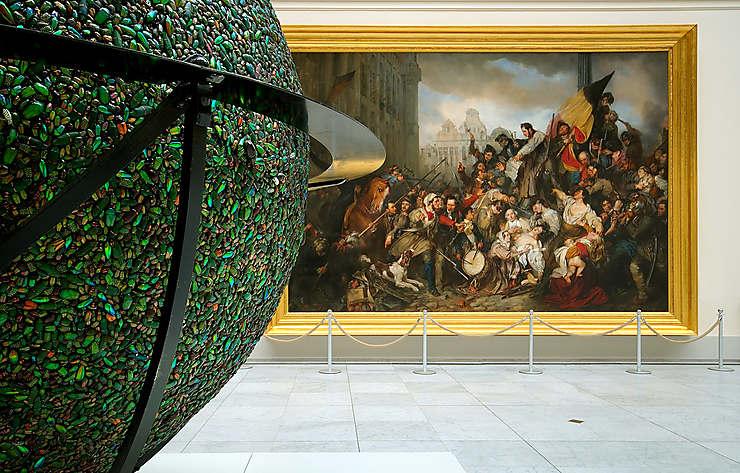 Centres d'art et musées d'avant-garde