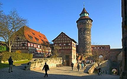 Tour Médiévale à Nürnberg