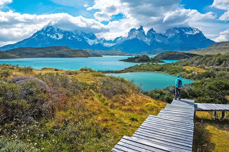 Chili - La Route des Parcs : un parcours de plus de 2 700 km en Patagonie