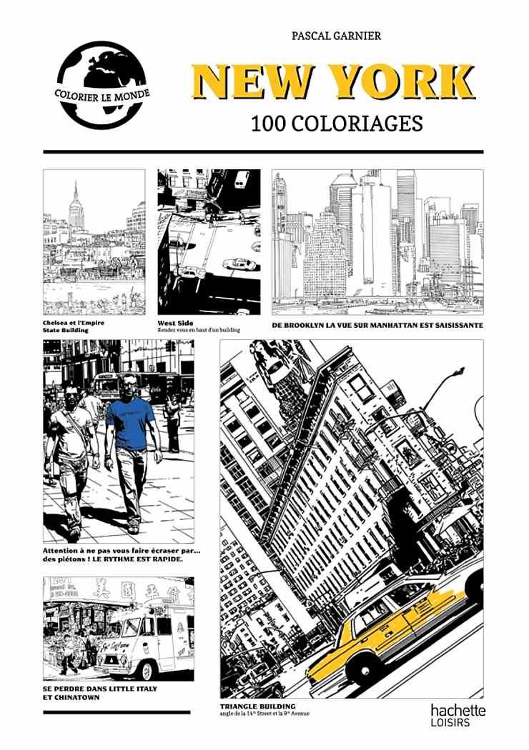 Colorier le Monde : New York