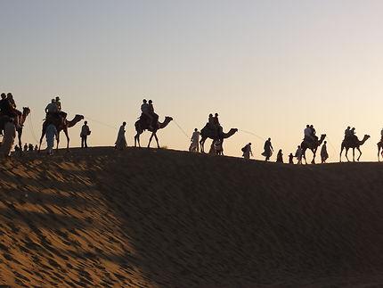 La Caravane passe à Jaisalmer, Inde