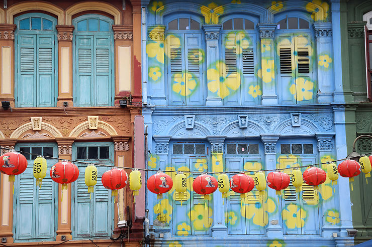 Chinatown de Singapour : le retour aux sources