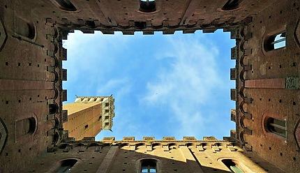 Aperçu de la Torre del Mangia