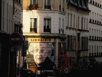 Un rayon de soleil rue Tourtille