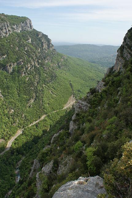 Autour de Grasse, dans les Alpes