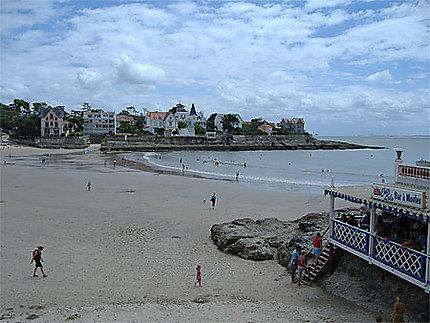 Plage de Saint-Palais sur Mer