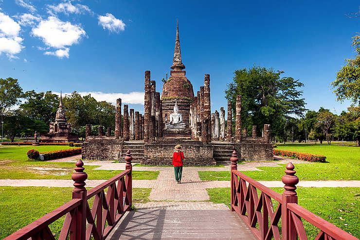 Sukhothai ou l'âge d'or