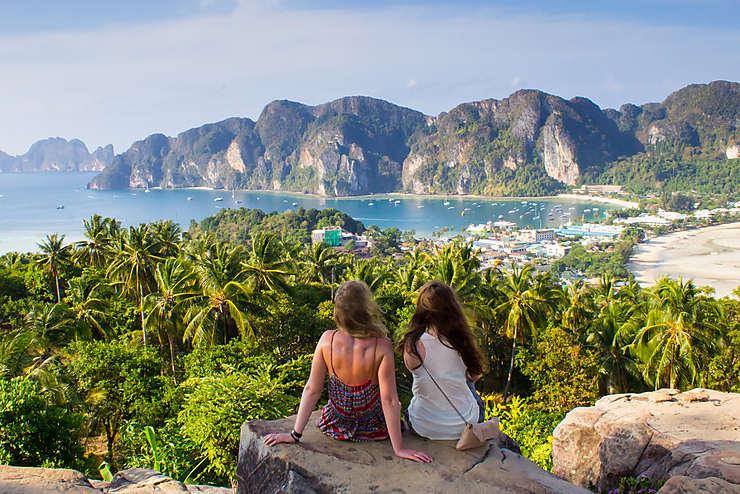 Krabi et les îles de la mer d'Andaman (Thaïlande)