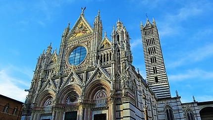 Le magnifique Duomo de Sienne