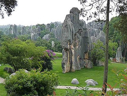 Forêt de pierres de Shilin
