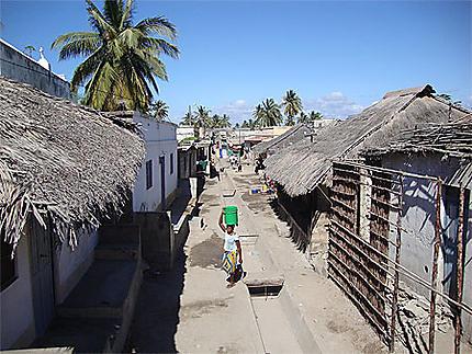 Le village de Makuti